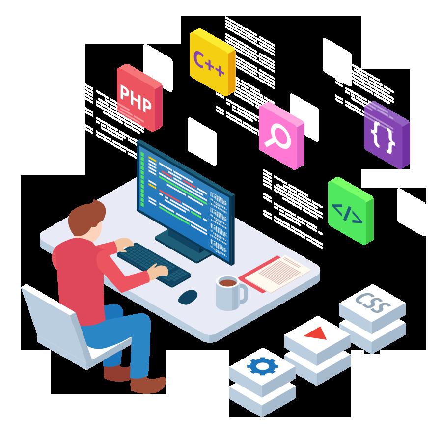 Разработка вебсайтов